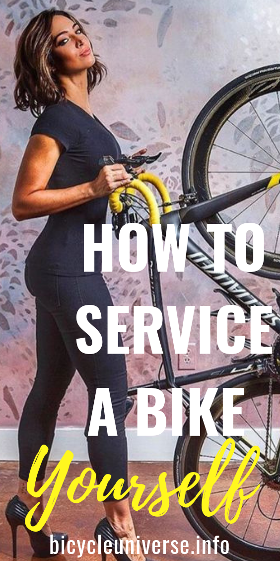 How To Service A Bike Yourself Cycling Quotes Bike Cycling Girls