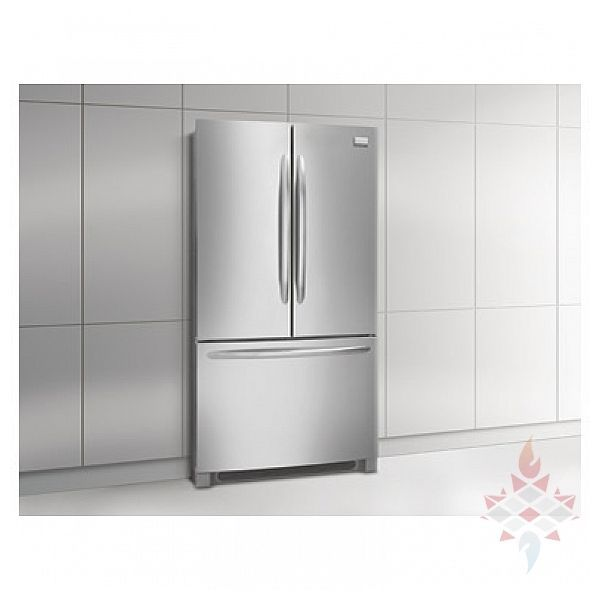 Frigidaire Gallery FGHG2366PF French Door Refrigerator, 36