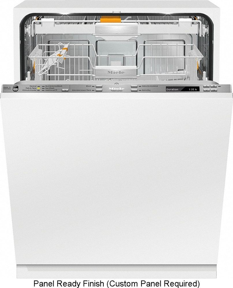 Miele Dishwasher Reviews >> Miele Panel Ready Fully Integrated Knock2open Dishwasher In 2019