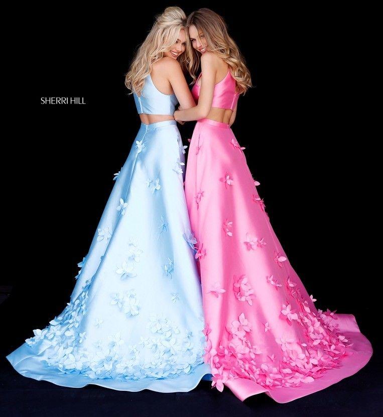 Sherri Hill 51116 Prom Dress. #sherrihill #promdress #prom