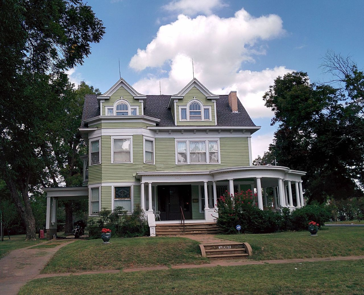 Griffin house in grady county oklahoma with images