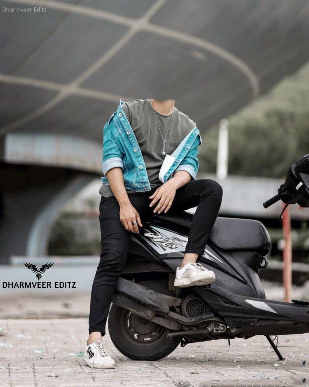 Ashu Baaghi Boy Poses Black Background Photography Photo Poses For Boy