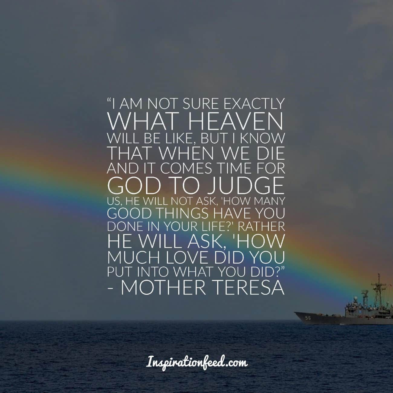 30 Mother Teresa Quotes On Service Life And Love With Images