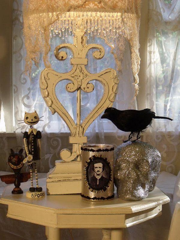 halloween decorating 2016 25 creepy halloween decorations ideas 25 - vintage halloween decorating ideas