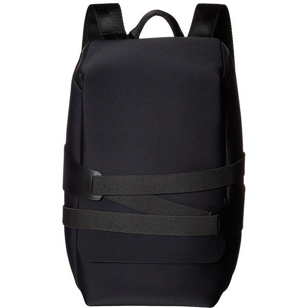 adidas Y-3 by Yohji Yamamoto Y-3 Qasa Tech (Black) Backpack Bags ... b668992aebd56