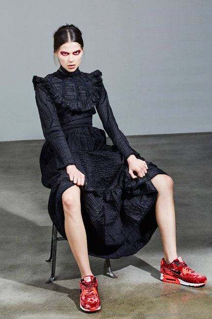 Oyster Beauty: 'Baby Goth' Shot By Saty & Pratha | Fashion Magazine | News. Fashion. Beauty. Music. | oystermag.com