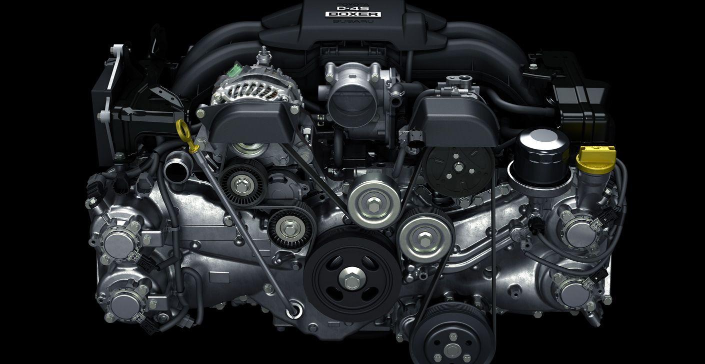 Toyota 4u gse subaru fa20 engine used in toyota gt86 subaru brz