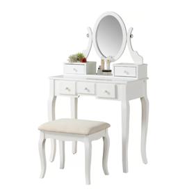 Home Vanity Set With Mirror Makeup Vanity Set Wood Makeup Vanity