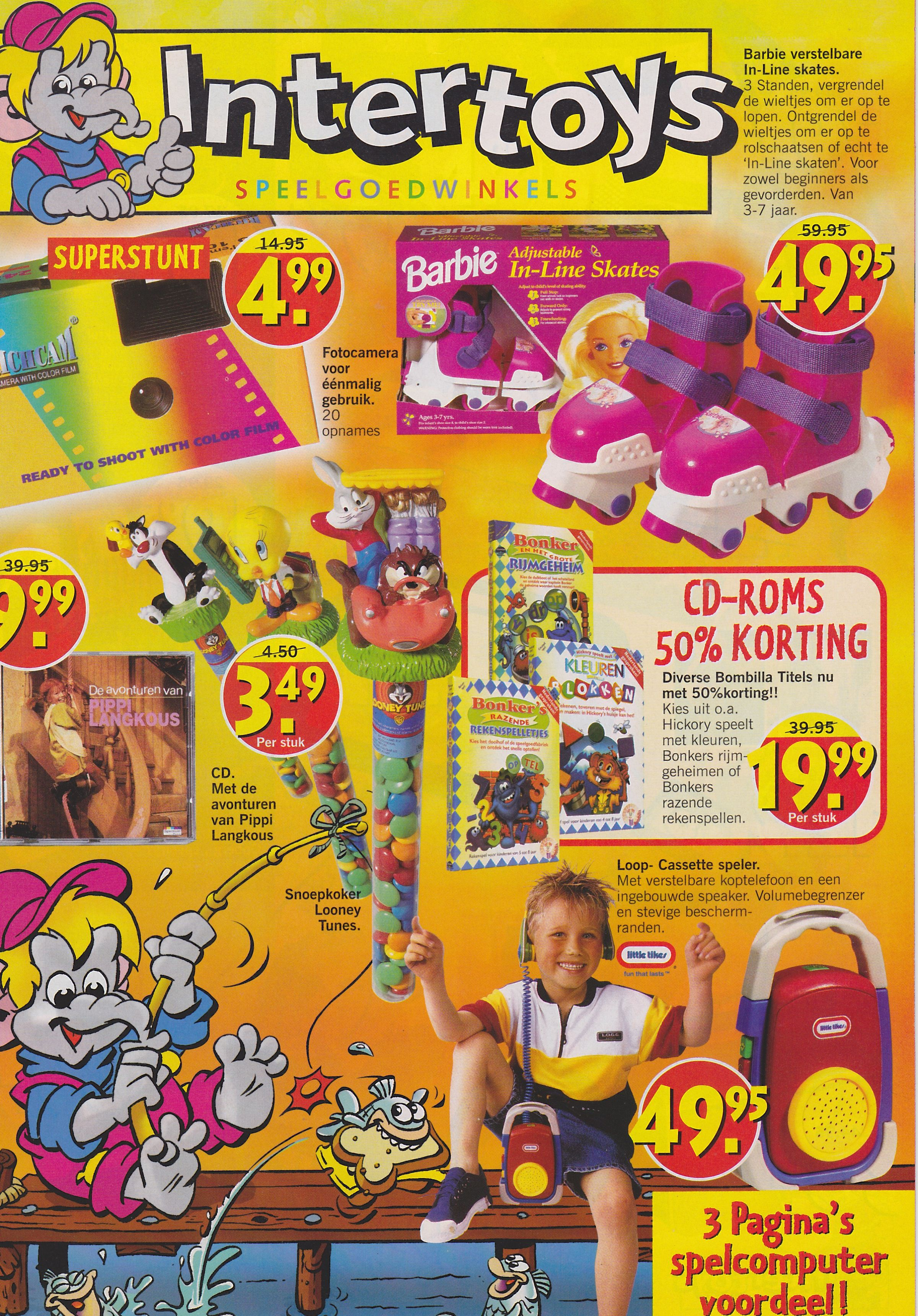 Intertoys Folder My Collection Toy Catalogues Pinterest