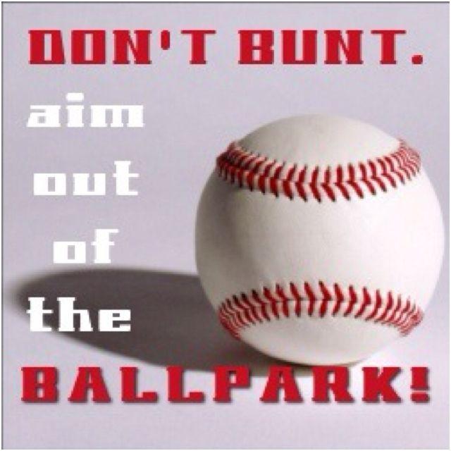 Baseball Season life inspiration