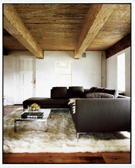 die besten 25 flokati teppich ideen auf pinterest. Black Bedroom Furniture Sets. Home Design Ideas