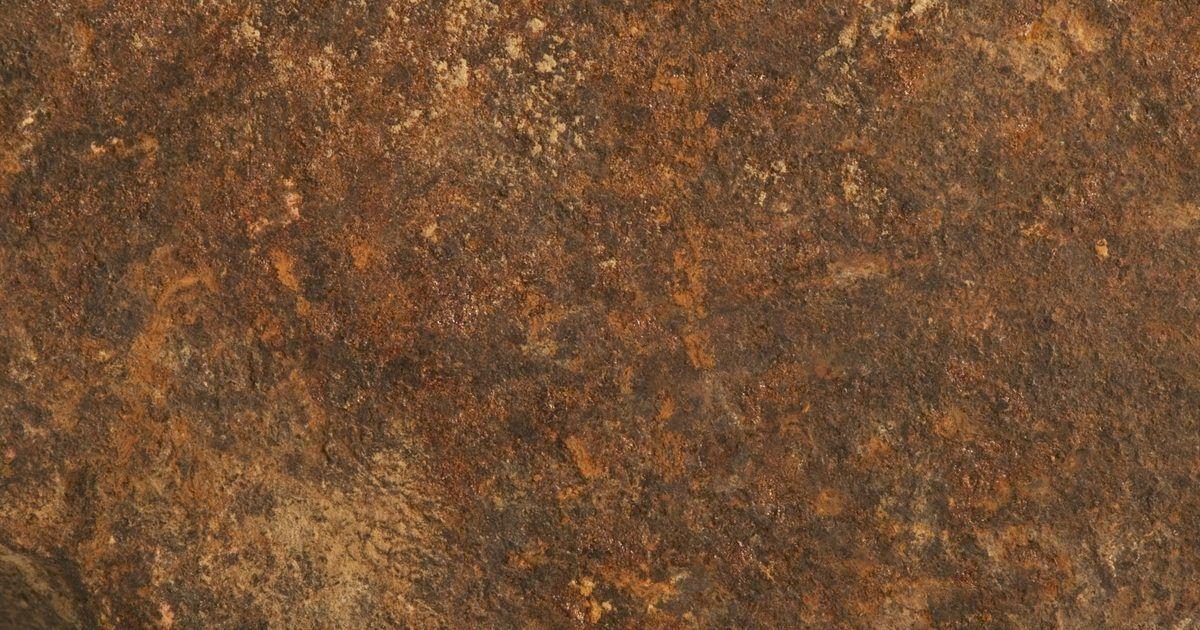 Cómo oxidar y envejecer chapa