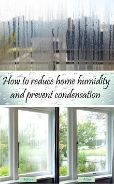 How To Reduce Home Humidity And Prevent Condensation Ncleaningtips Com House Cleaning Tips Deep Cleaning Tips Cleaning Hacks