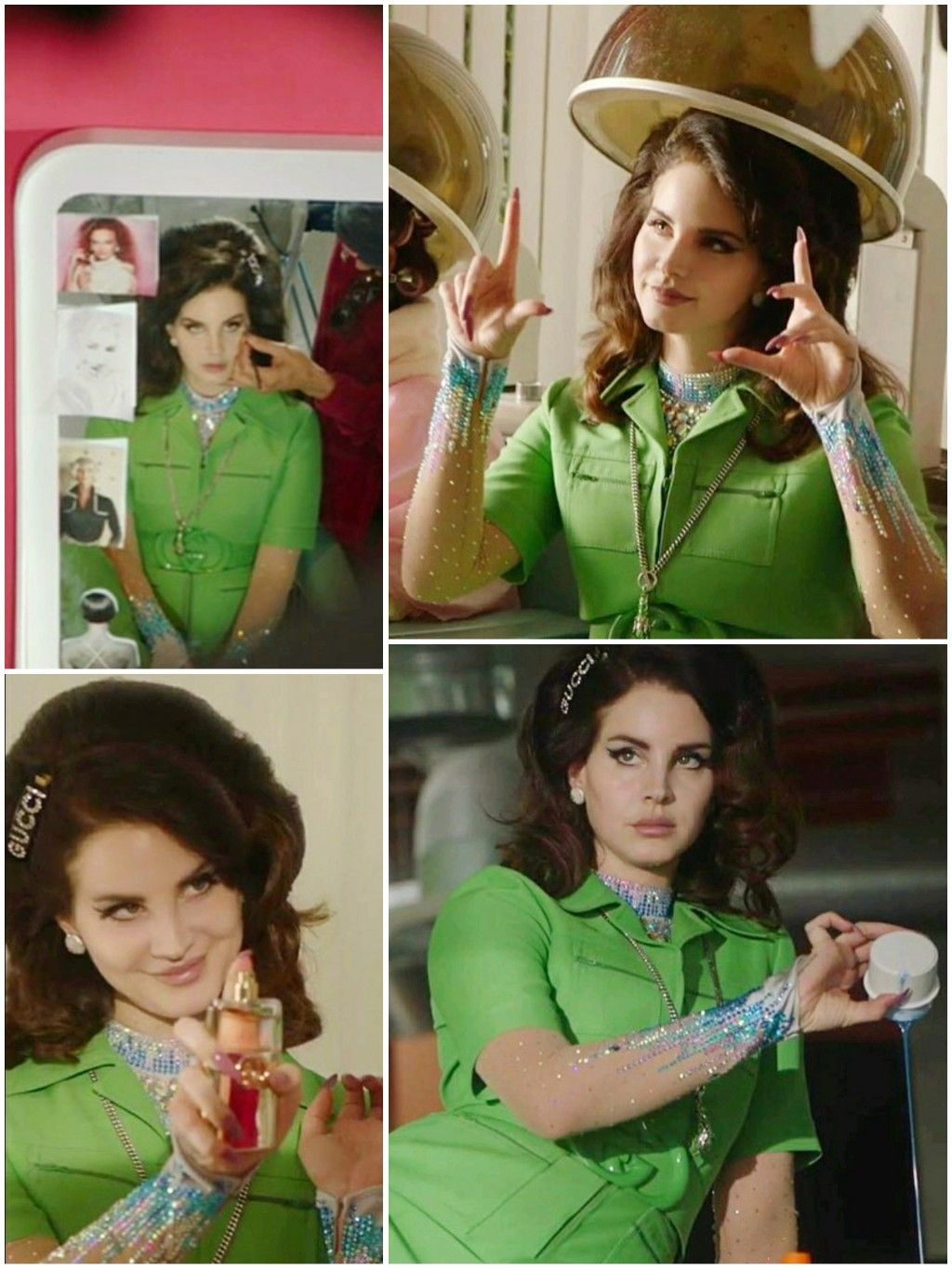 Lana Del Rey In The Advertising Campaign For The New Gucci Guilty Fragrance Ldr Lana Del Rey Music Festival Outfit Lana