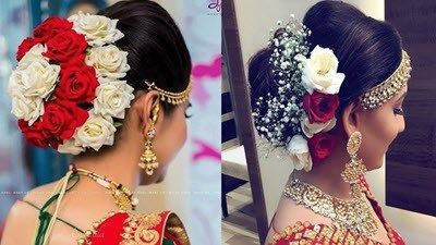20+ Simple Juda Hairstyles & Bridal Juda Hairstyles Designs 2020 (With images) | Hair designs ...
