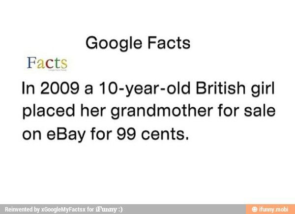 Wallet Google Facts Ebay For 99 Google Facts Amazing Things Interesting Stuff Funny Pinterest Google Facts Ebay For 99 Just Plain Funny Google Facts Facts