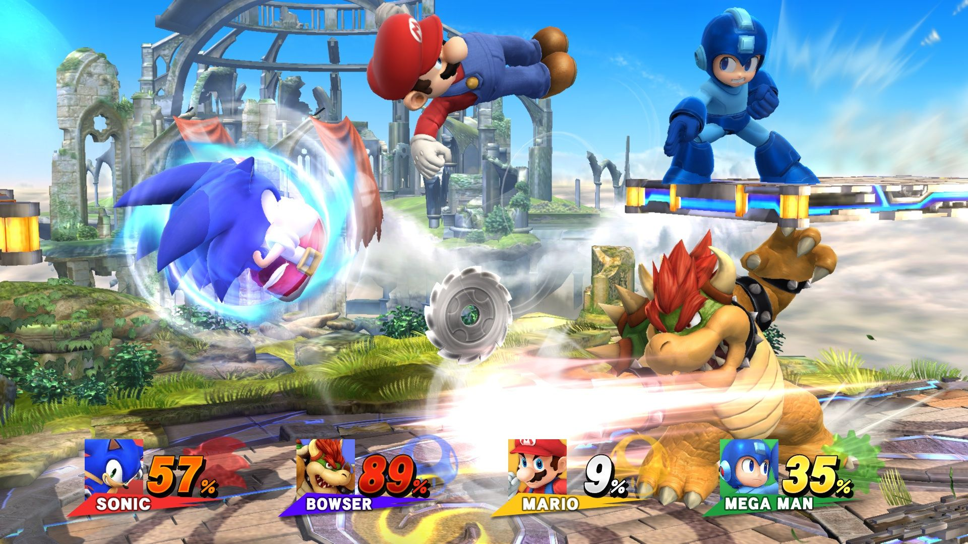 Local Multiplayer Needs To Stay Cgmagazine Smash Bros Super