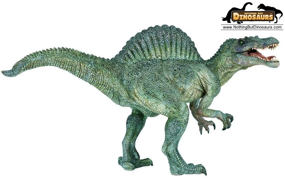 Papo Museum Quality Realistic Spinosaurus Dinosaur Toy Replica Model Figure Collectible Nothing But Dinosaurs Spinosaurus Dinosaur Images Prehistoric Animals