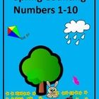 This is a counting workbook centered around a spring theme. It provides students the opportunity to practice counting and writing the numbers 1-10....