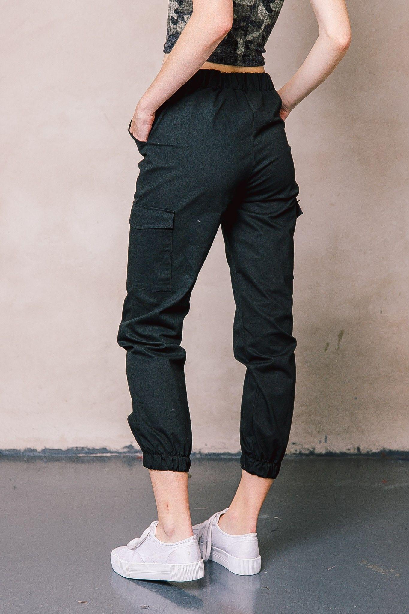 19inp030 Pantalon Cargo Nina Naif Pantalones Cargo Mujer Pantalones Bershka Mujer Pantalon De Gabardina Mujer