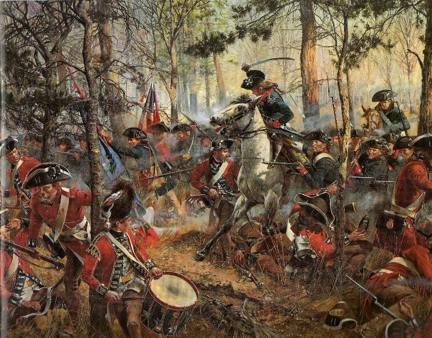 The battle of cowpens essay