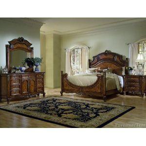 Fairmont Designs Bedroom Sets Alluring Fairmont Designs 4 Pieces Repertoire Chestnut Panel Queen Bedroom Design Inspiration