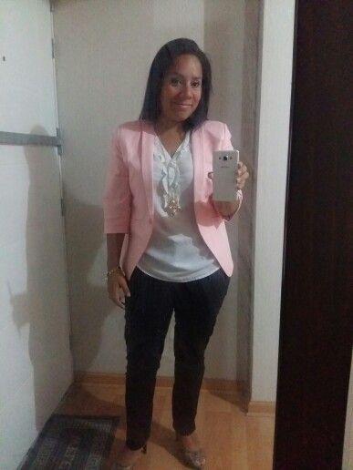 Saco palo rosa be7ac8b2e5b