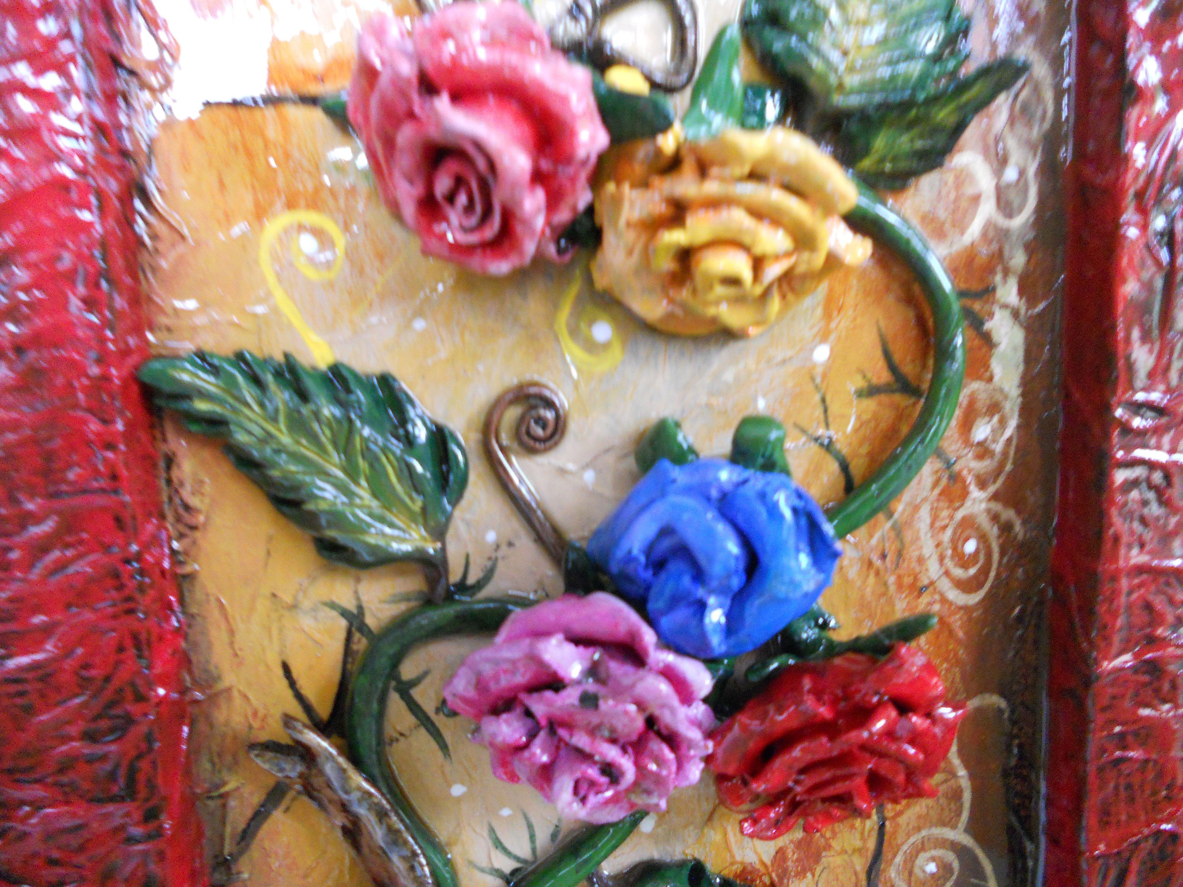 CUADRO DE ROSAS / TABLE OF ROSES / TABLE DES ROSES | Cuadros de ...