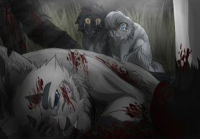 Stonefur's Death by RiverSpirit456