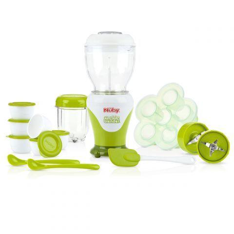 Nuby Mighty Blender Kit 22 Piece Kiddicare.com
