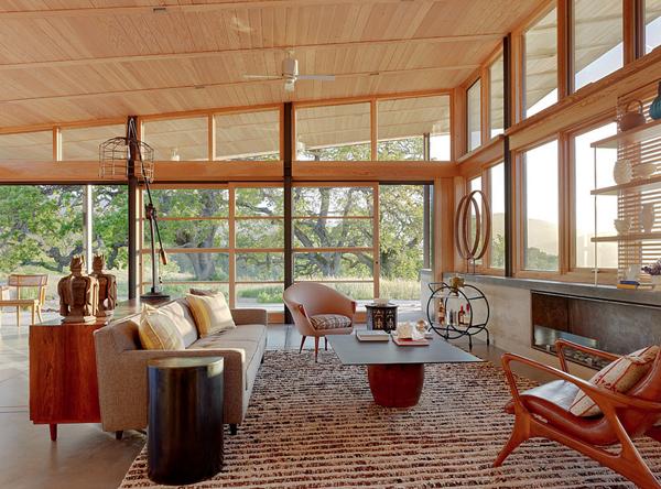 Mid Century Modern Interior Design Elements Taken