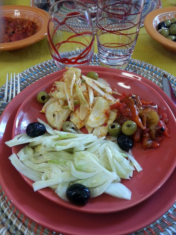 Cuisine Tunisienne Salade De Fenouil De 2 Facons Cuisine