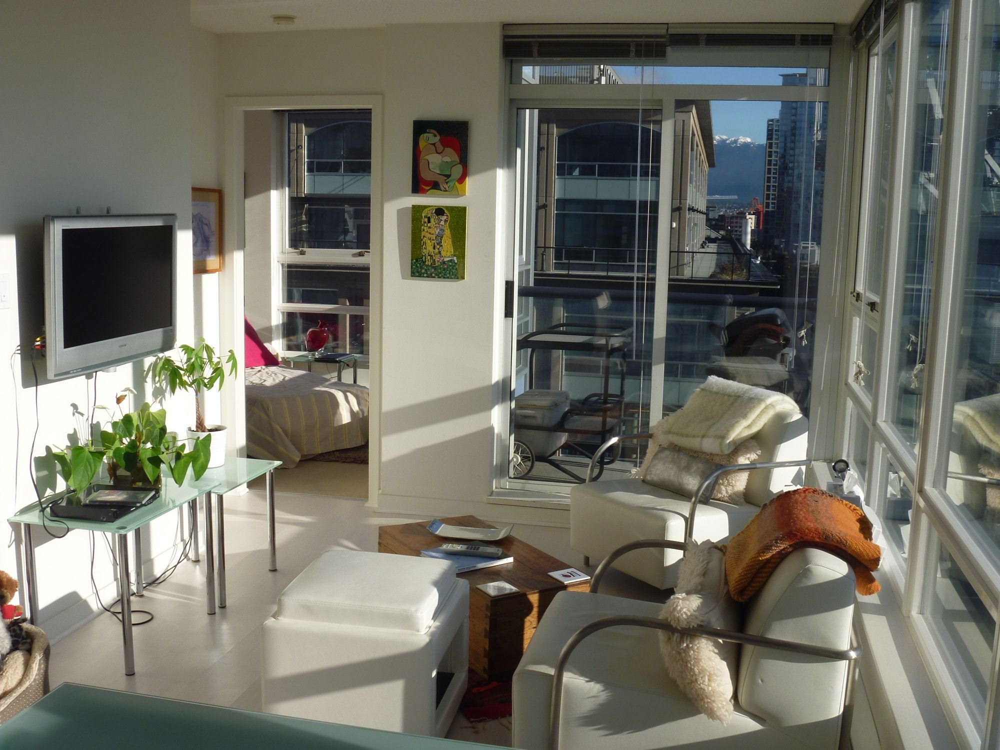 Yaletown Vancouver Unfurnished Luxury Apartment Rental at ...