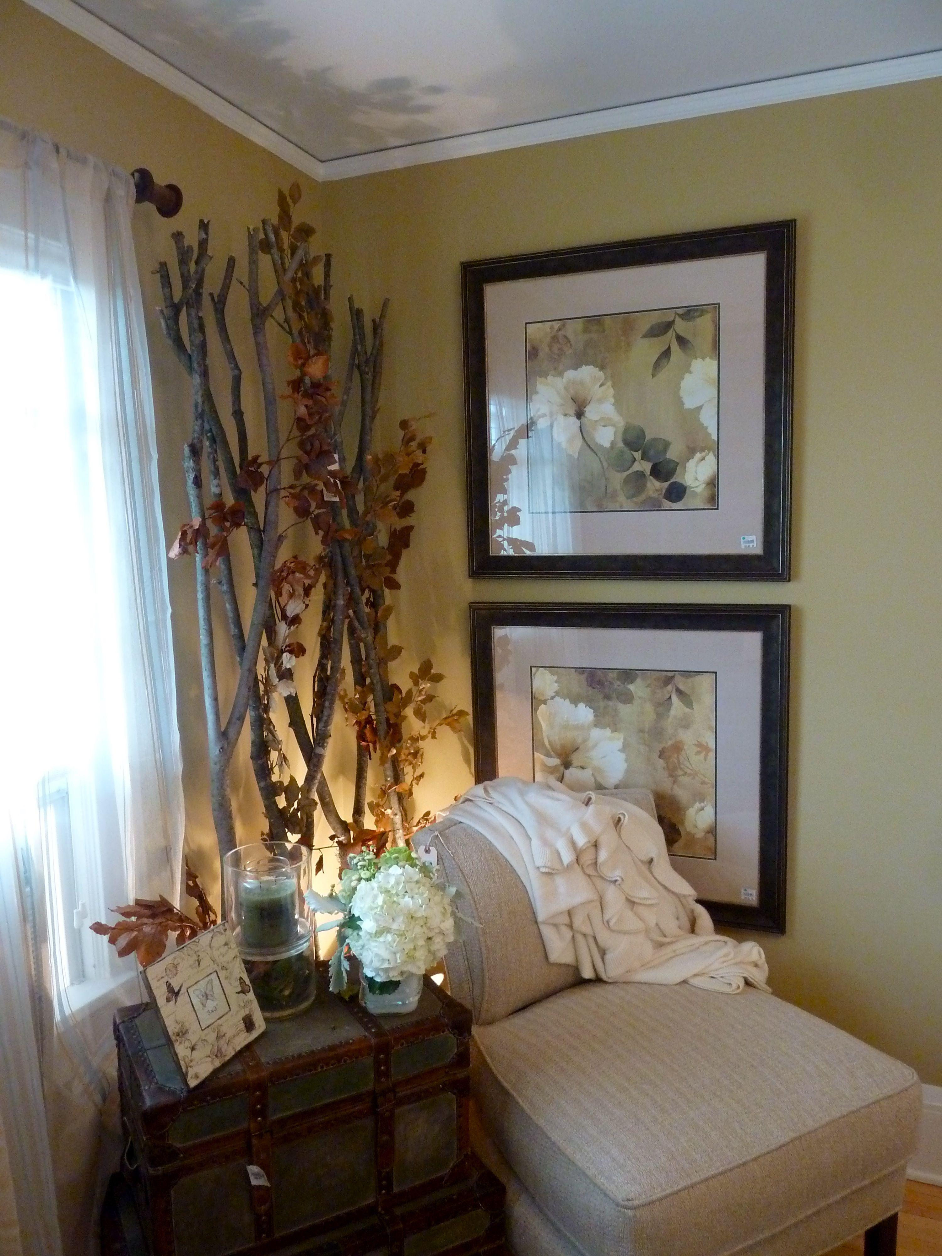 Master bedroom green paint ideas  Hirshfieldus Paint  Green Gold Bachmanus Fall Ideas House