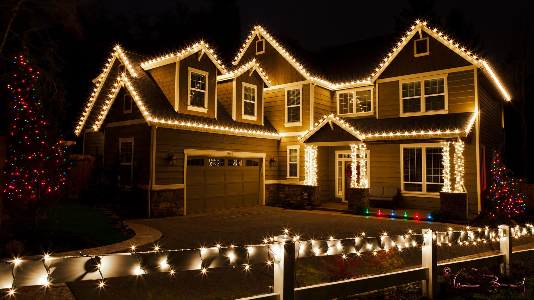 Christmas Decor Ideas Christmas House Lights Outdoor Christmas Lights Christmas Lights Outside