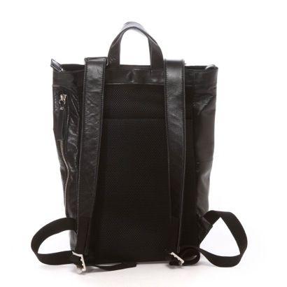 アンチフォルムデザイン Anti-Forme Design 【Afd】 ファスナーリュック(ブラック) -「買ってから選ぶ。」靴とファッションの通販サイト ロコンド