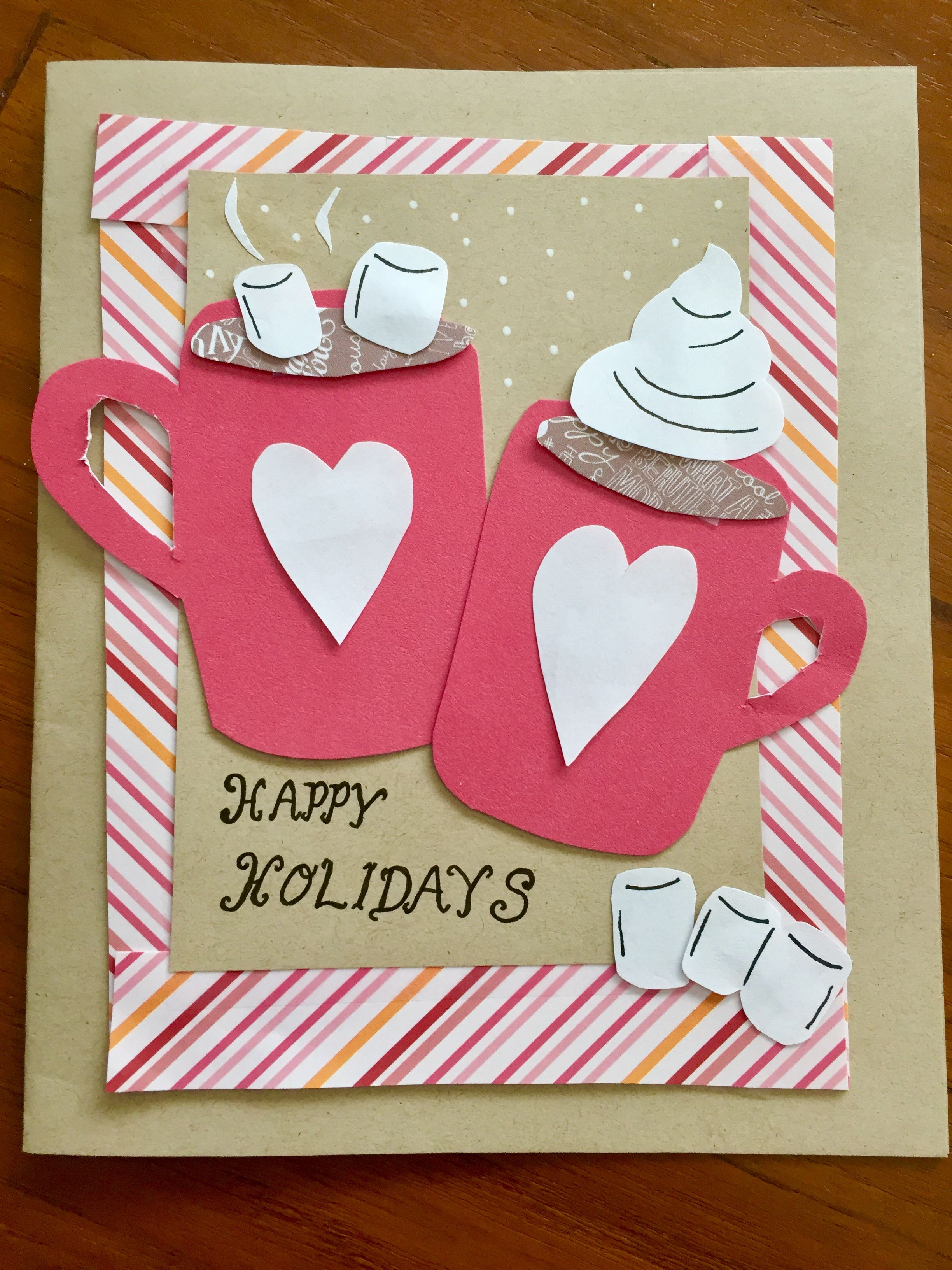 Pinterest Diy Christmas Card