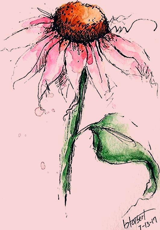 Einfache Aquarell Malerei Ideen Watercolorarts