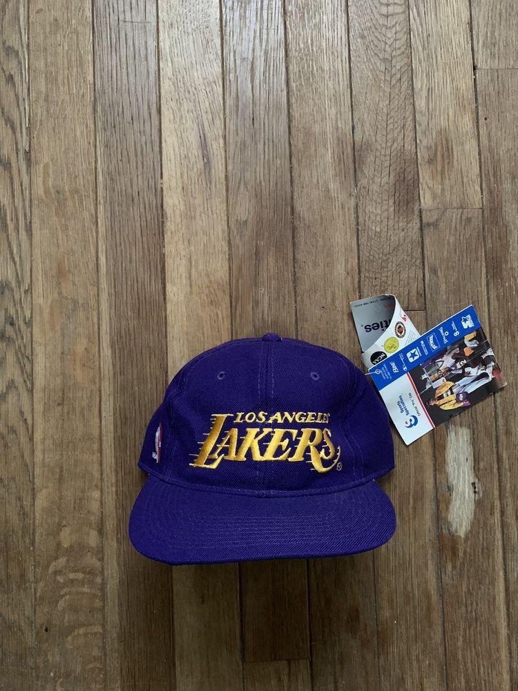 Vintage Sport Specilties La Lakers Snapback หมวก