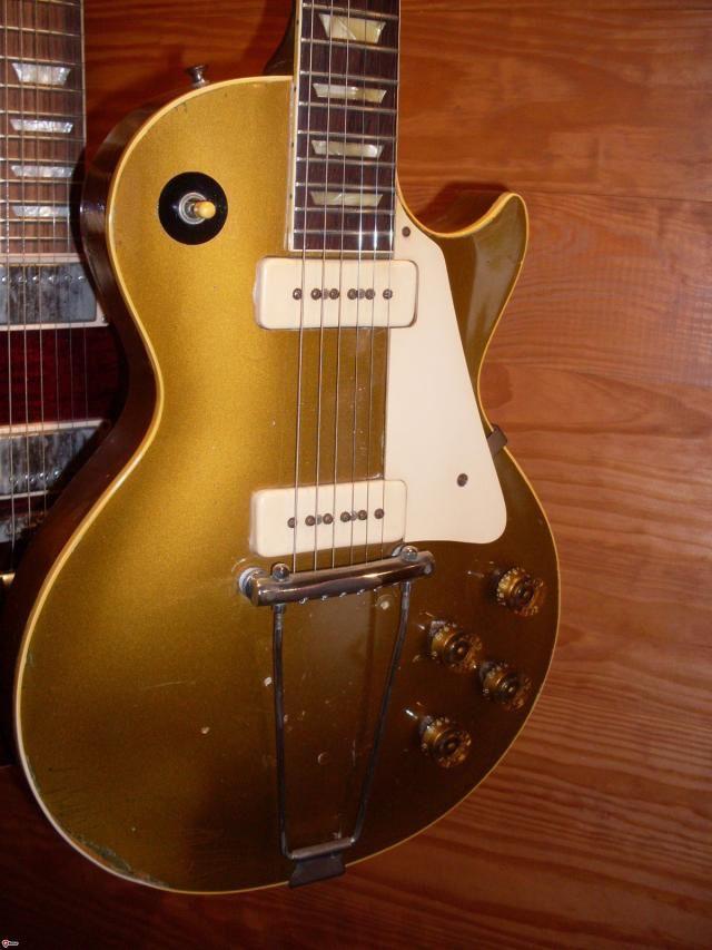 Gibson Les Paul Standard 1952 Gold