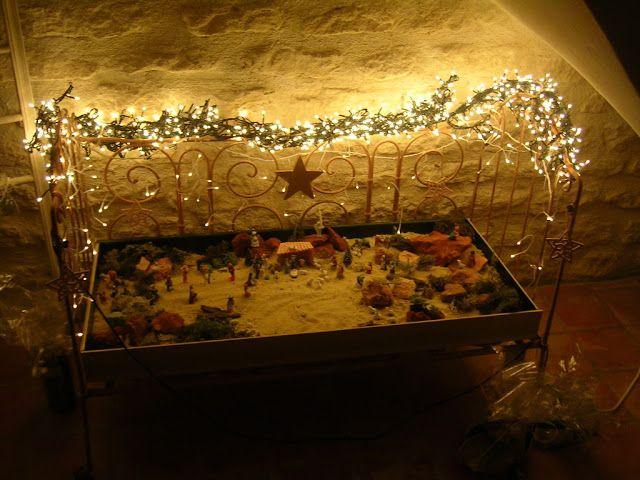 Estrellas de Navidad | desde my ventana | blog de decoración |