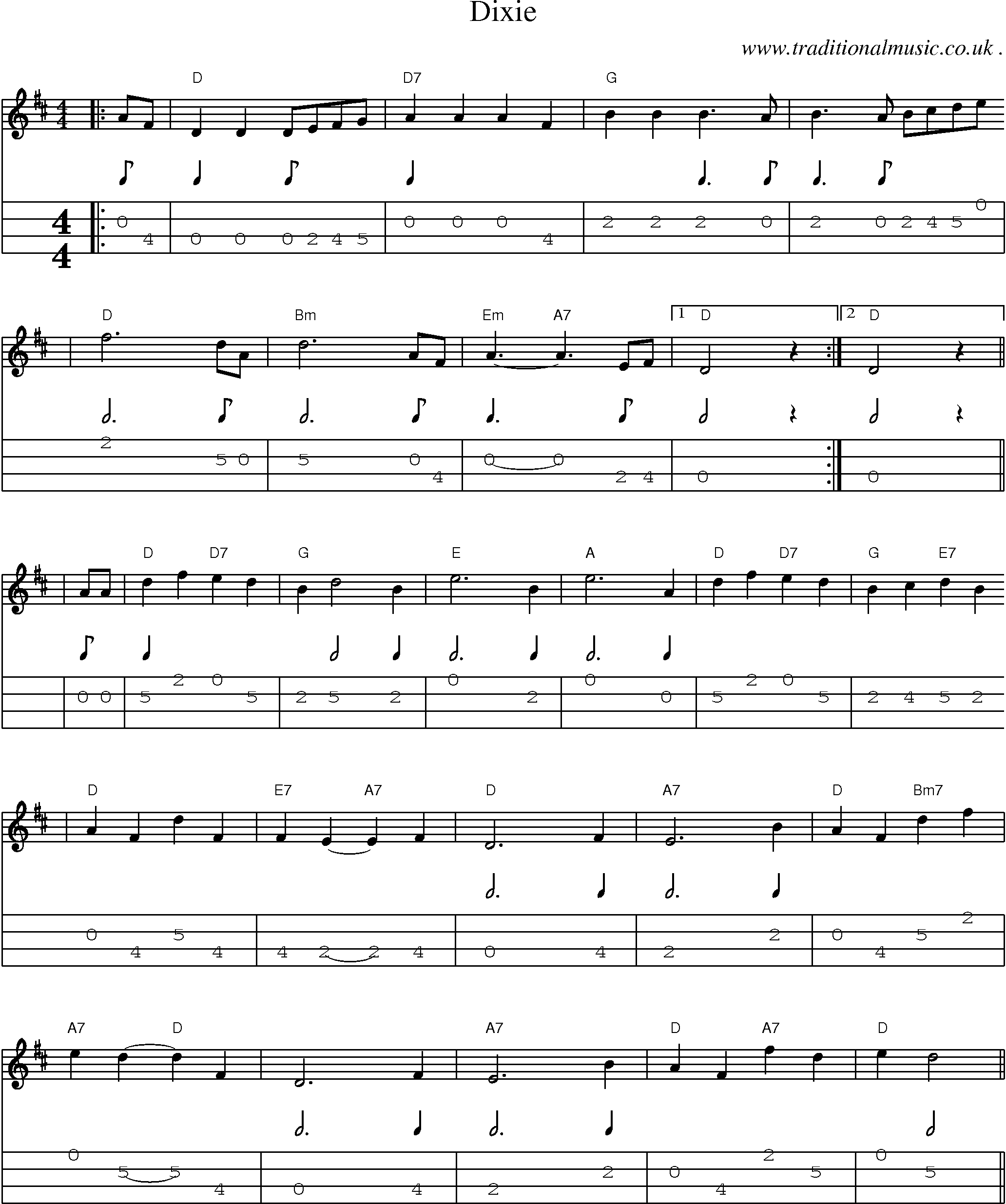 American old time music scores and tabs for mandolin dixie american old time music scores and tabs for mandolin dixie hexwebz Images