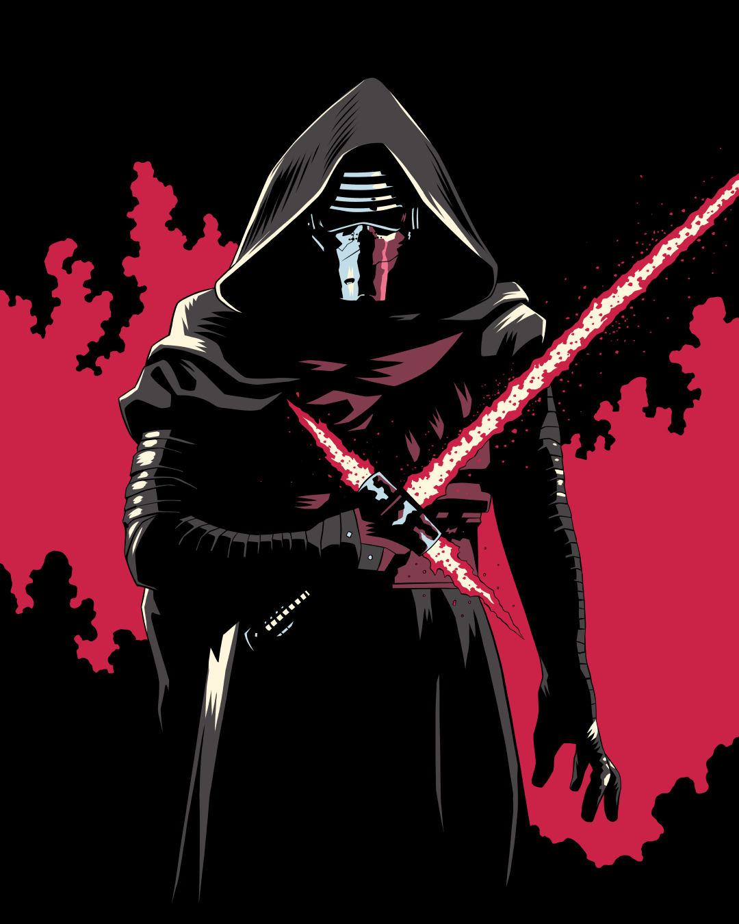 KYLO by Ian Jepson #geekculture