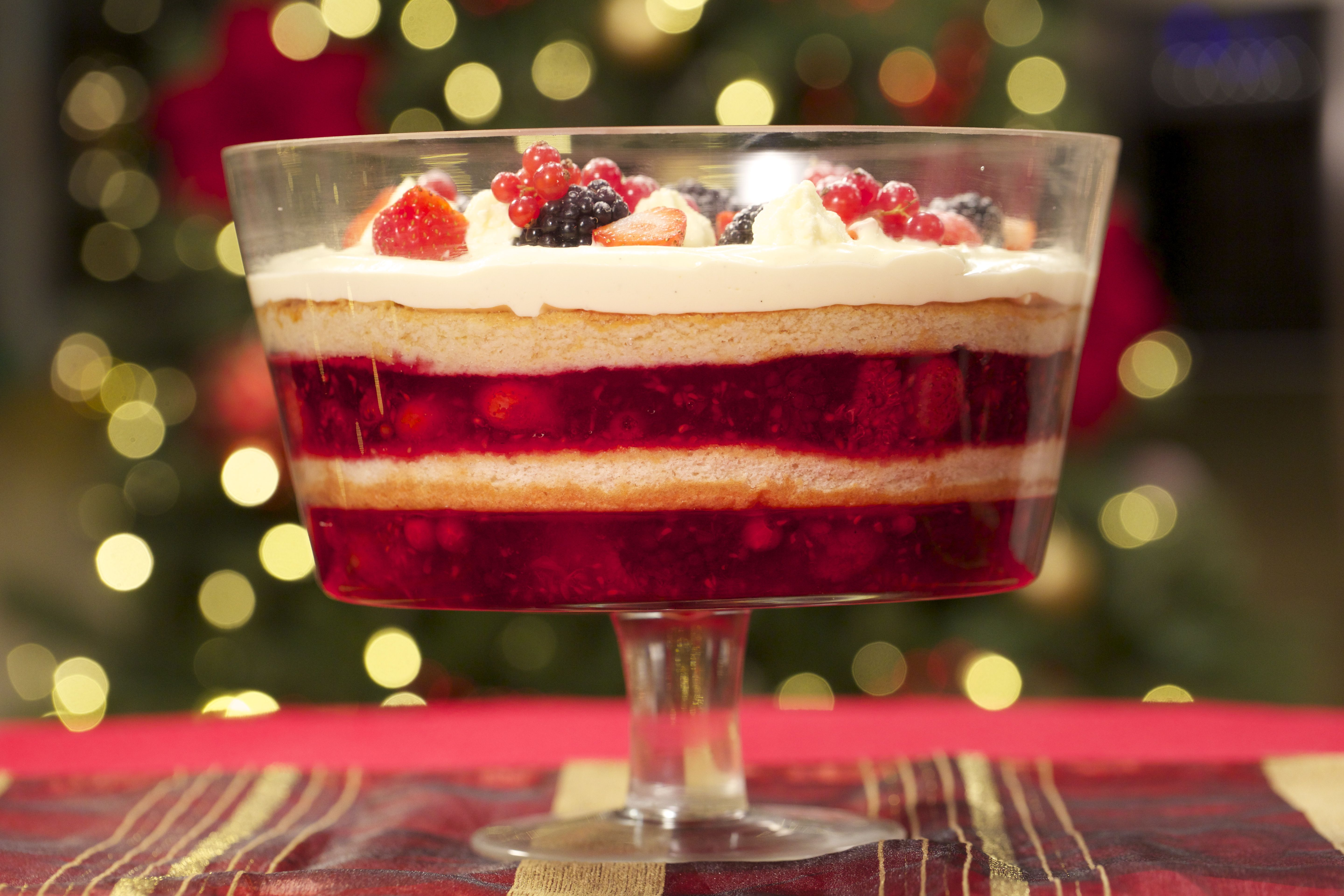 Michael caines ultimate party trifle side layers trifles my youll find the ultimate christmas trifle recipe and even more incredible feasts waiting to be devoured right here on food network uk forumfinder Images