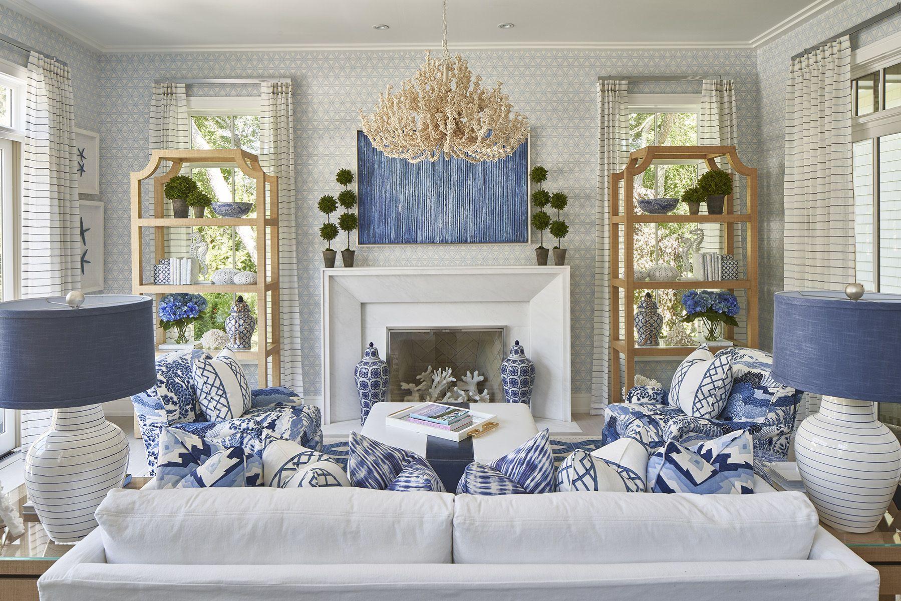 Hampton Designer Showhouse Traditional Home - Barclay ...
