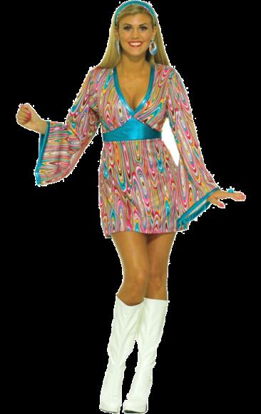 Sexy 70s disco costumes