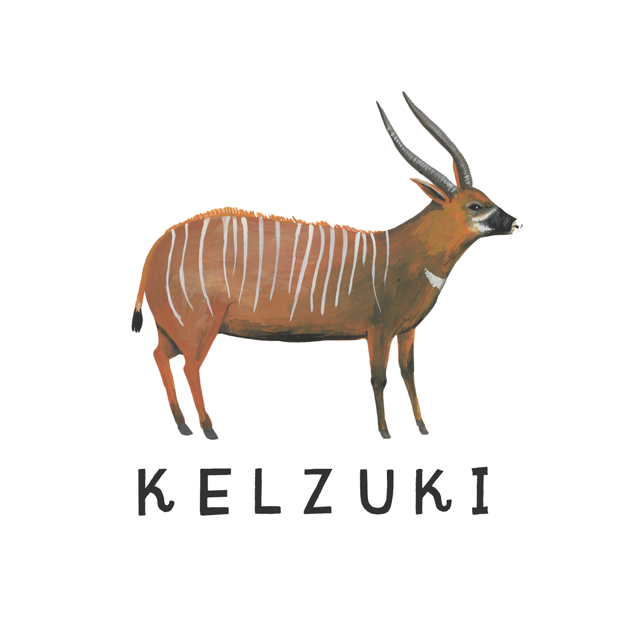 Kelzuki Illustration Cool Drawings Unique Items Products
