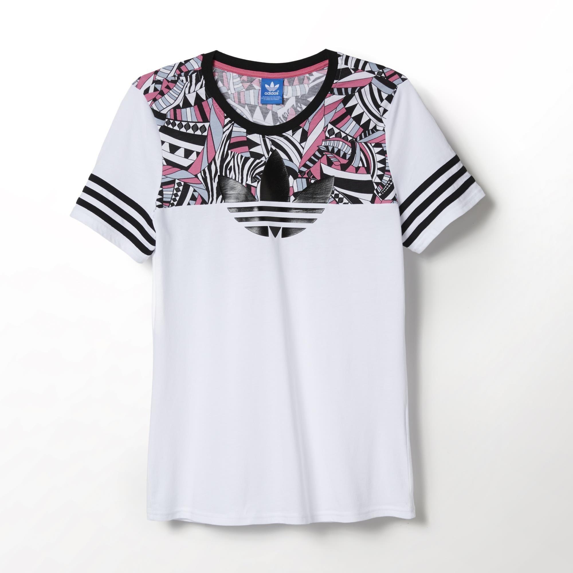 adidas - Camiseta Graphic Sport Top Feminina