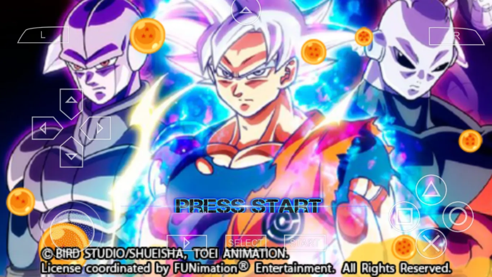 Hello Everyone Today Im Here With A New Mod Dragon Ball Z Tenkaichi Tag Team For Your Psp The Mod Characters Is Based On Dra Dbz Dragon Ball Dragon Ball Super