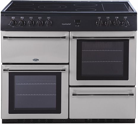 Industrial Electric Ovens And Ranges